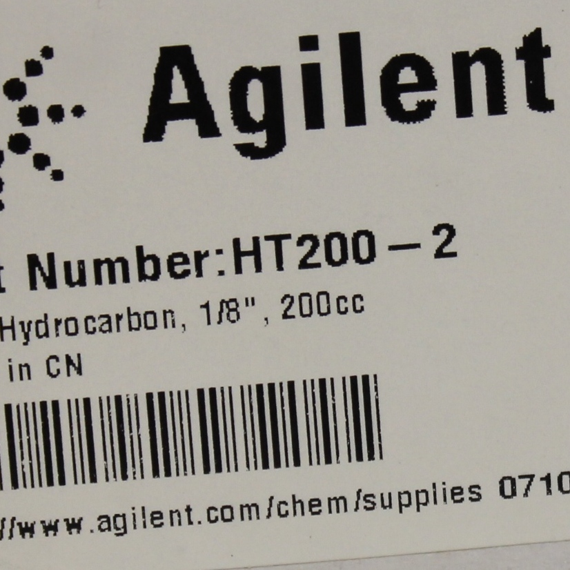 Agilent Technologies HT200-2 Trap, Hydrocarbon, 1/8 in, 200 cc Image