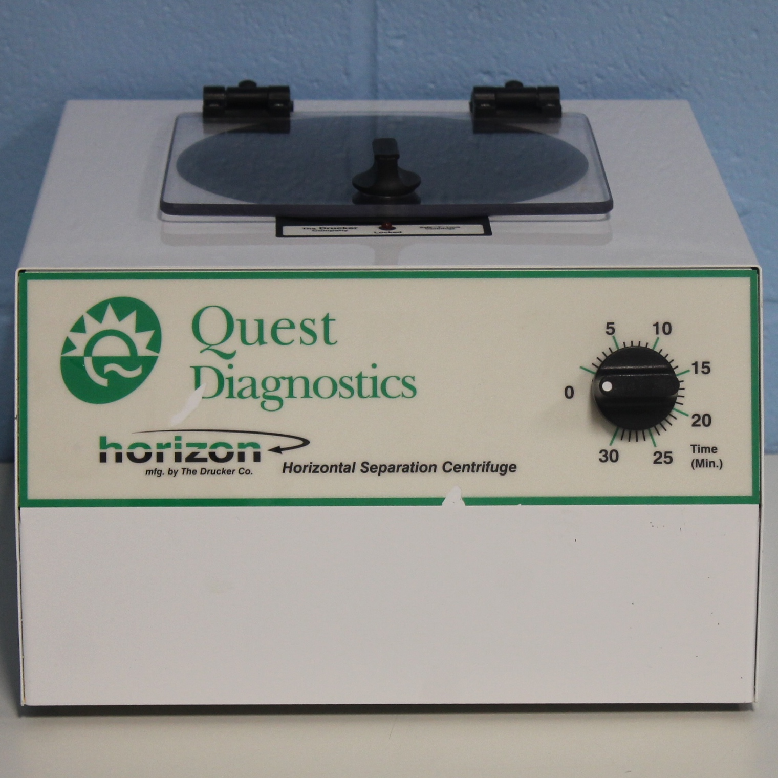 Quest Diagnostics Horizon Model 641 Quest Centrifuge Image