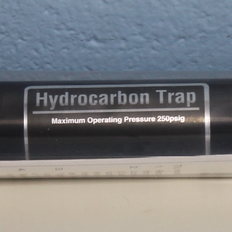 Hydrocarbon Trap; Fitting: 0.3cm; 250psig Name