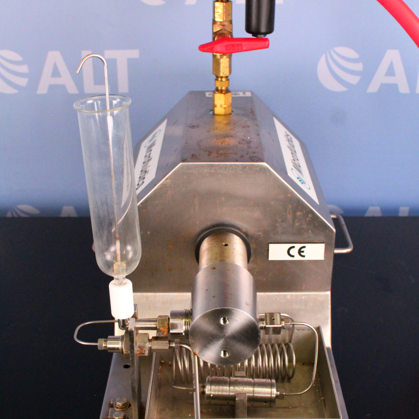 Microfluidics M-110L Microfluidizer Processor Image