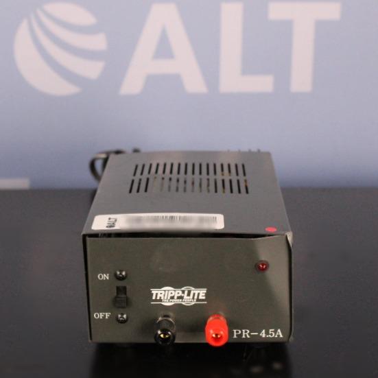 PR-4.5A Precision Regulated DC Power Supply Name