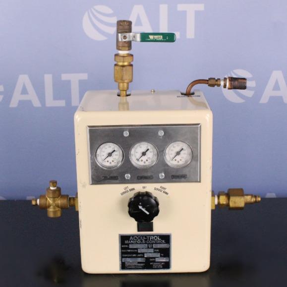 Western Enterprises LC-4-2 Accu-Trol Manifold Control Image