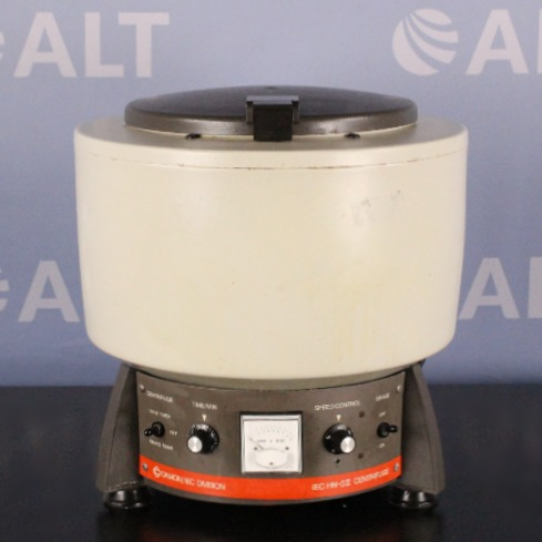 Damon/IEC Division HN-SII Centrifuge Image