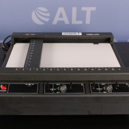 BBC Goerz Metrawatt SE790 Chart Recorder Printer Image