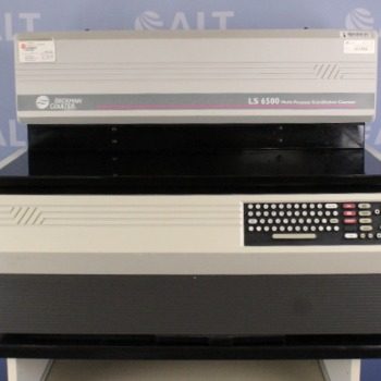 Beckman Coulter LS6500 Multipurpose Scintillation Counter Image