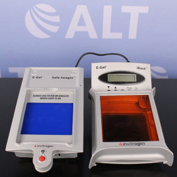E-Gel Safe Imager 2.0 Blue Light Transilluminator Name