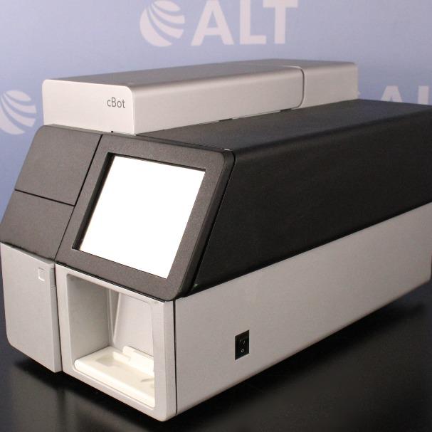 Illumina Cbot System Image