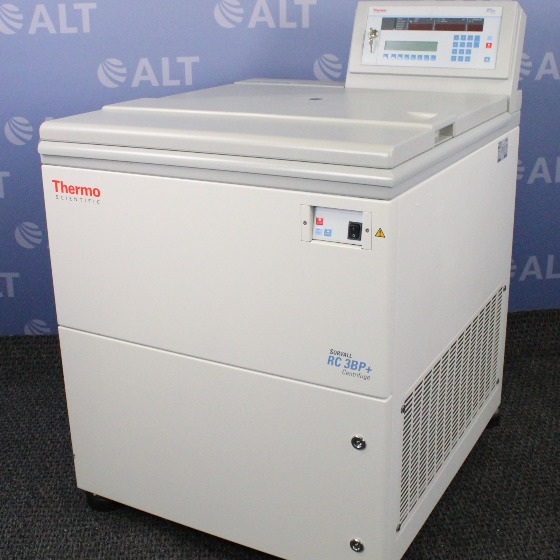 Thermo / Sorvall RC 3BP+ Centrifuge Image