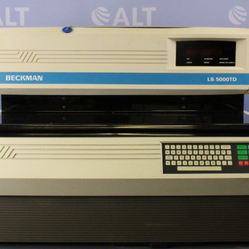 Beckman Coulter LS 5000 TD Scintillation Counter Image