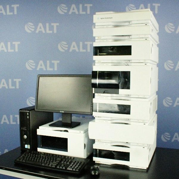 Agilent Technologies 1200 Series HPLC System Image