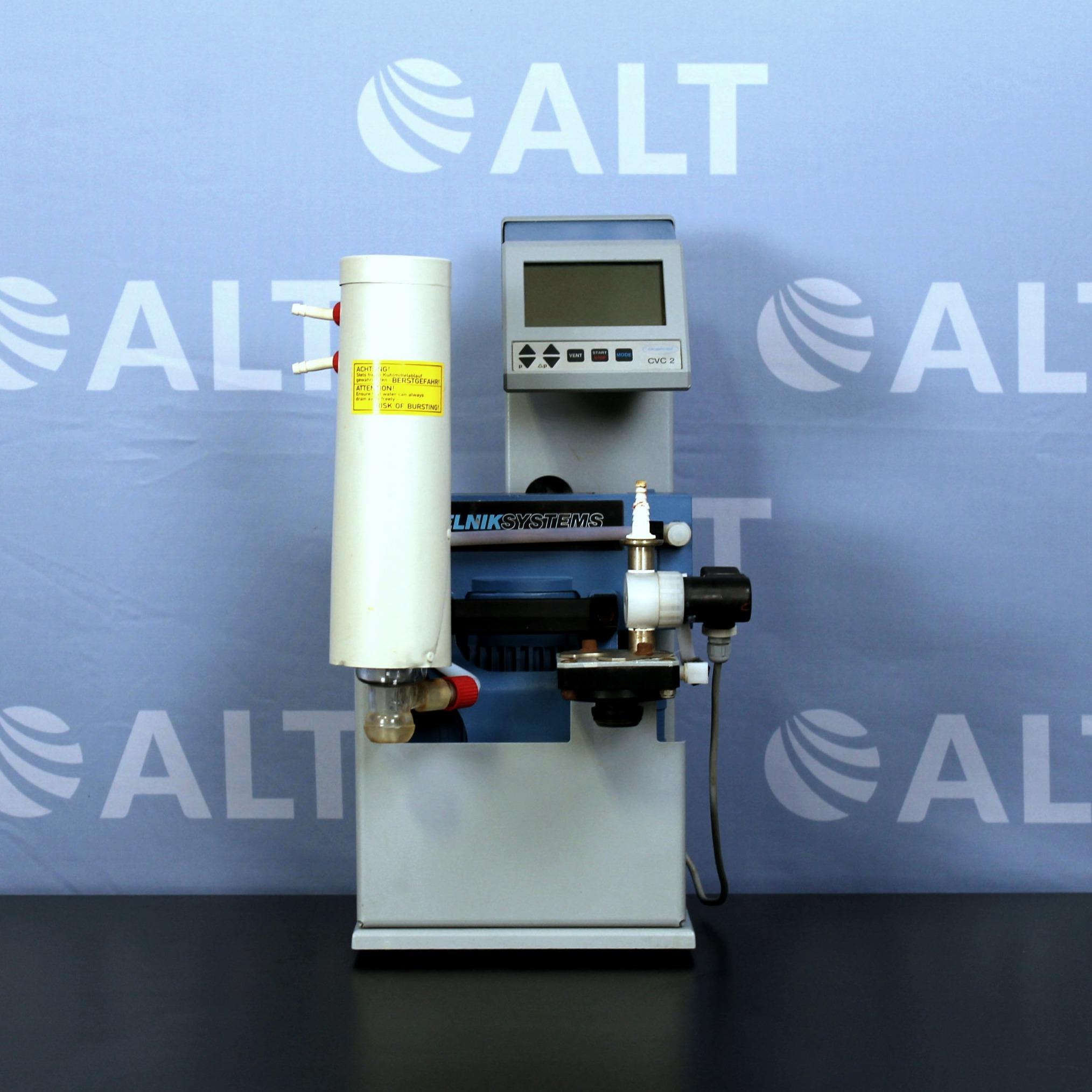 CVC 2 Chemistry Vacuum System with MZ 2C Diaphragm Pump Name