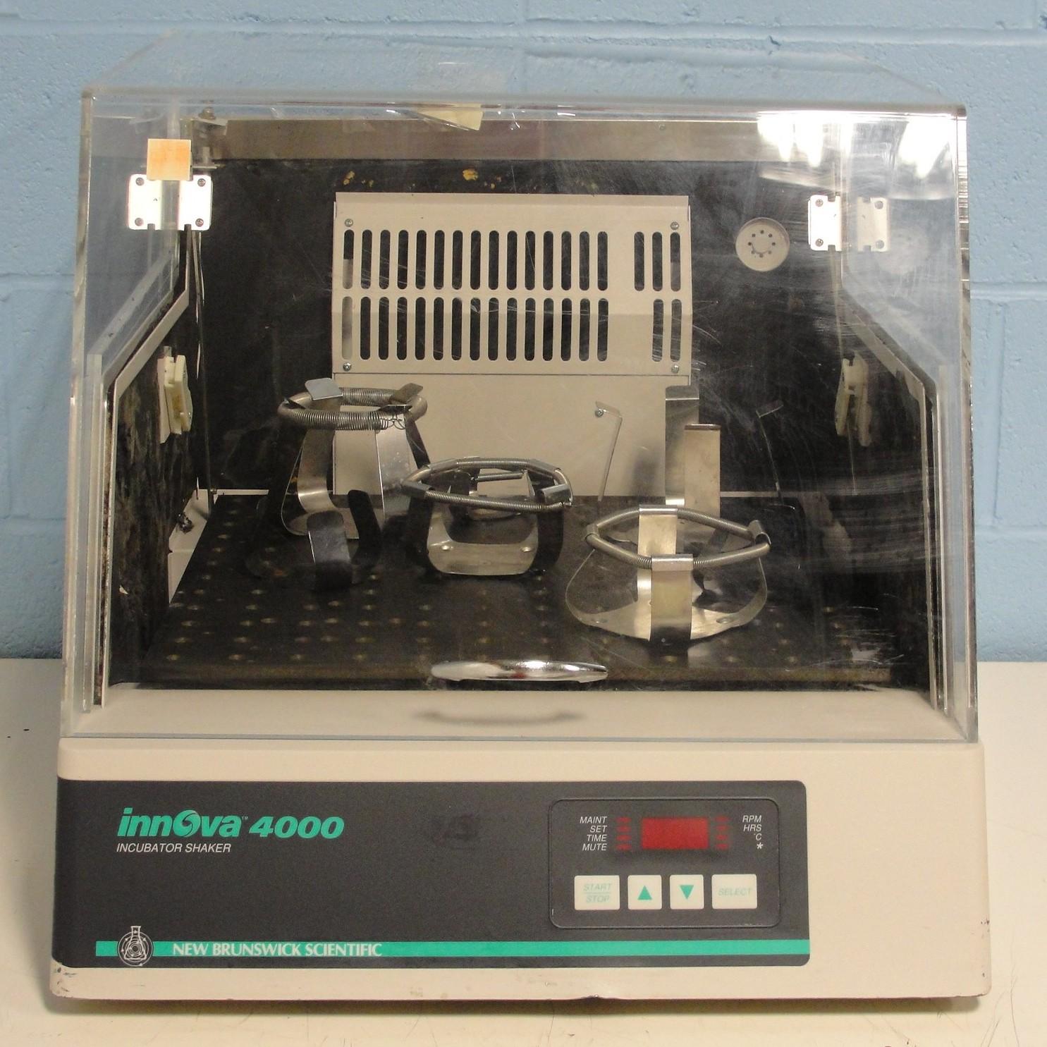 New Brunswick Scientific Co Innova 4000 Incubator Shaker Image