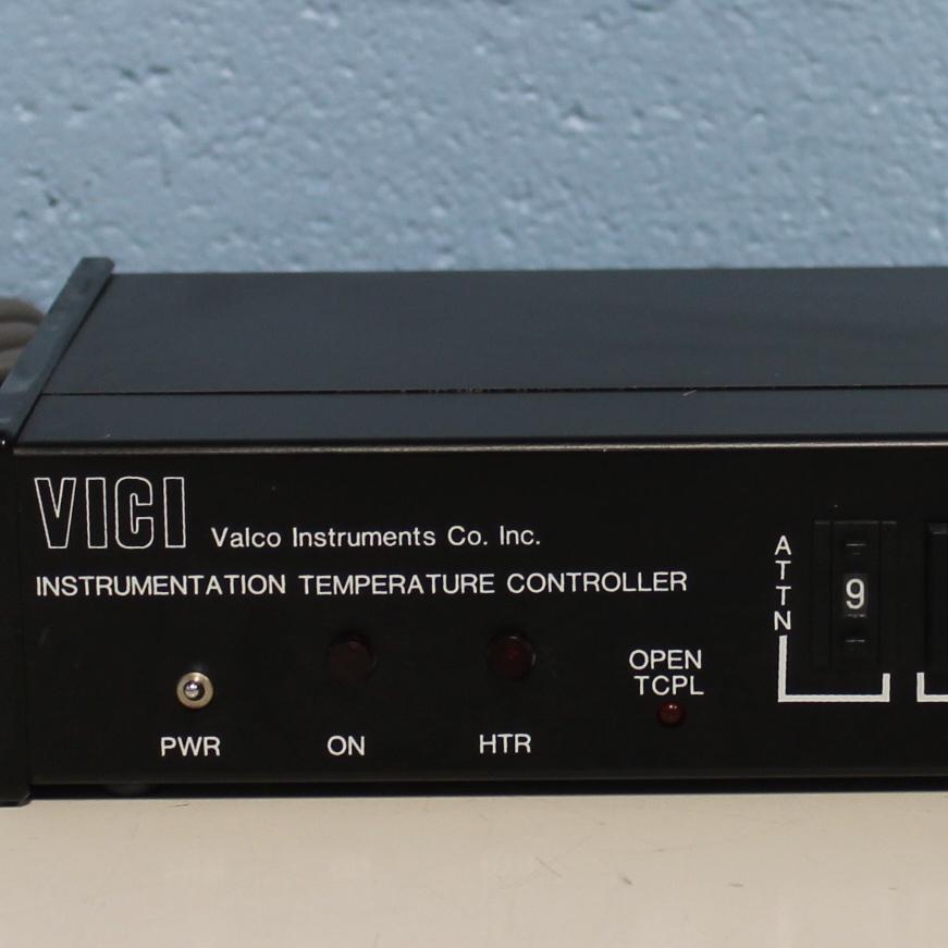 Instrumentation Temperature Controller ITC 10 Name