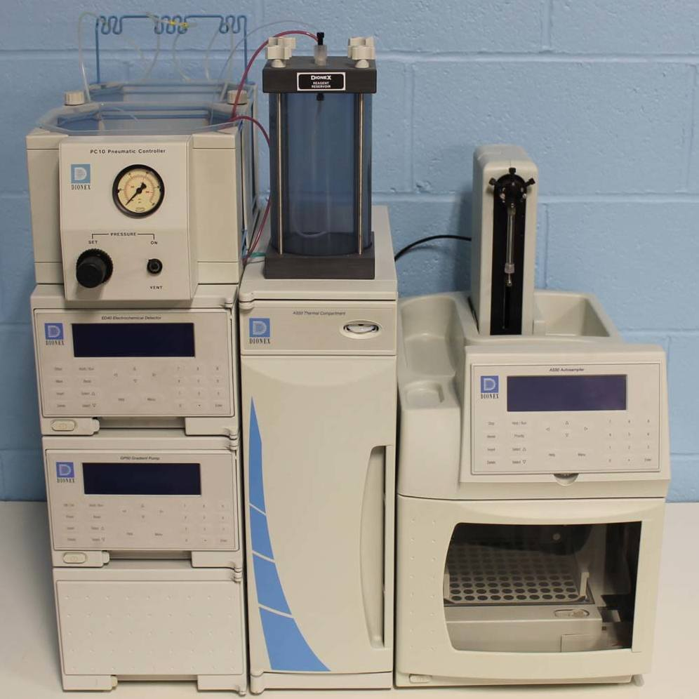 Dionex Ion Chromatography System Image