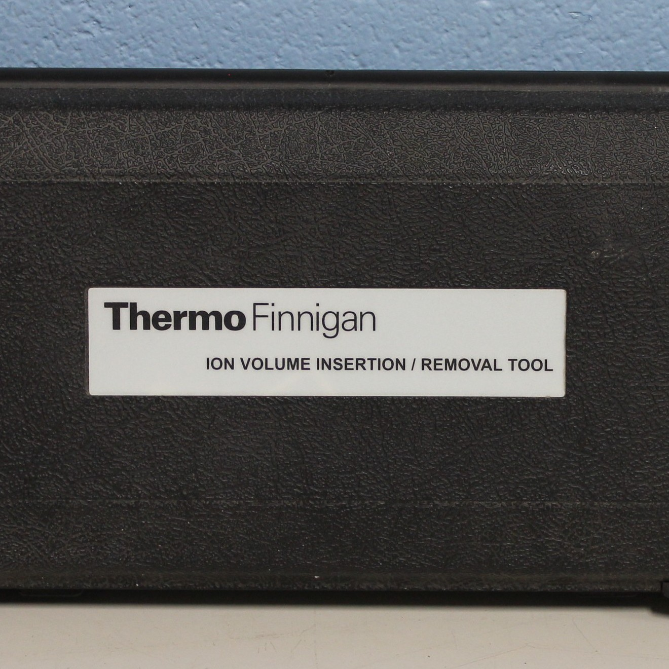 Thermo Finnigan Ion Volume Insertion/Removal Tool Image