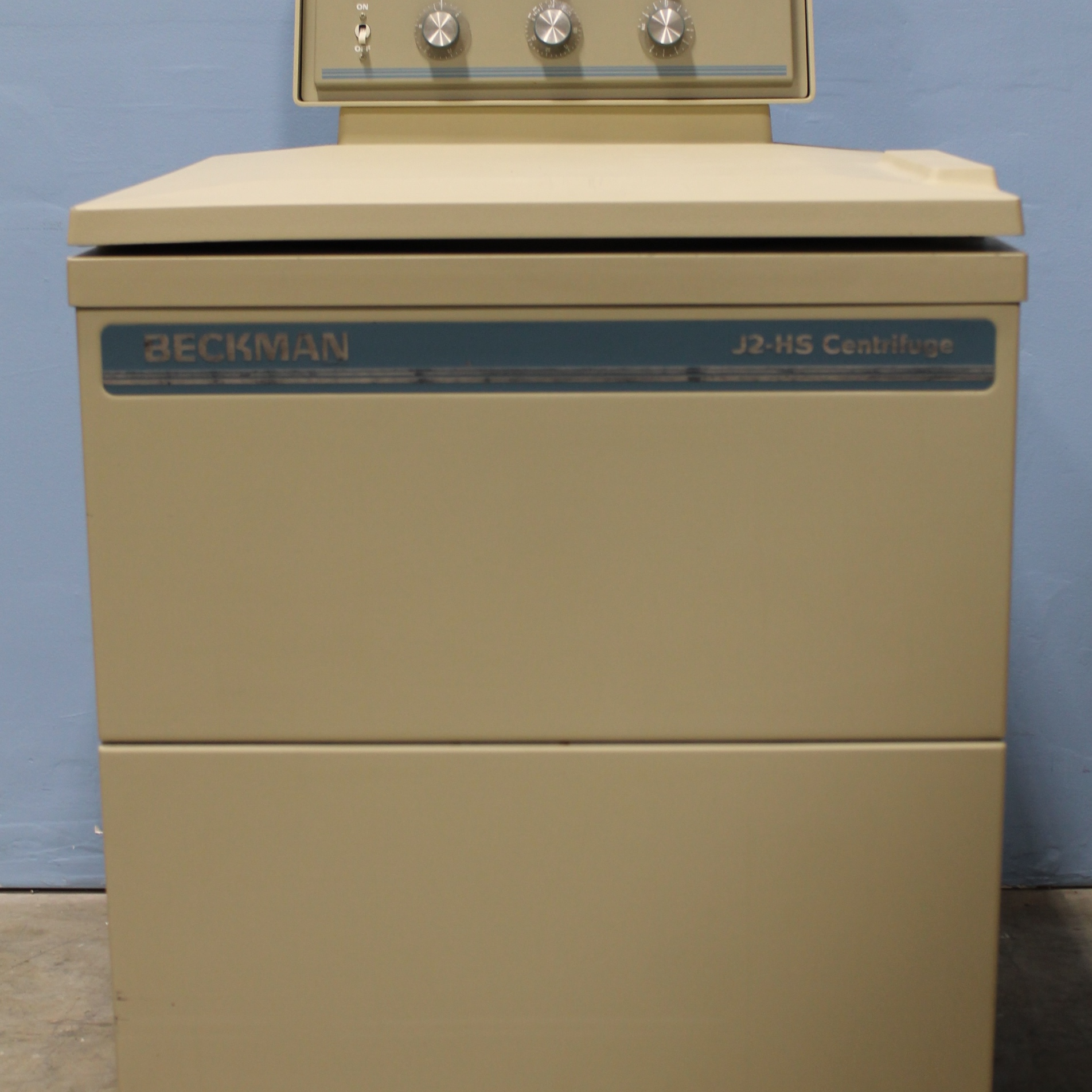 J2-HS High Speed Refrigerated Centrifuge