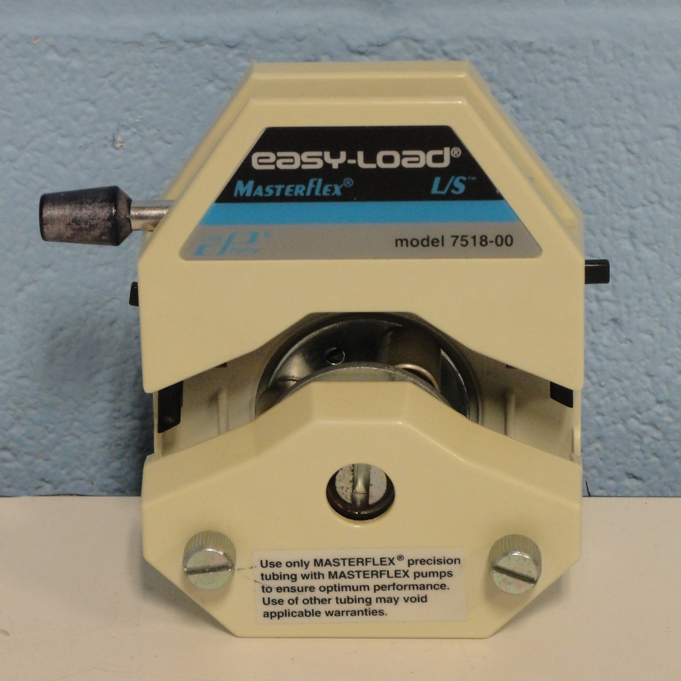 L/S Easy-Load Pump Head Model 7518-00 Name