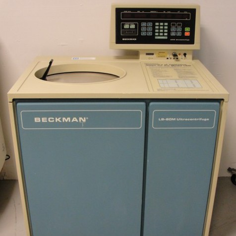 Beckman Coulter L8-80MR Refrigerated Ultracentrifuge Image