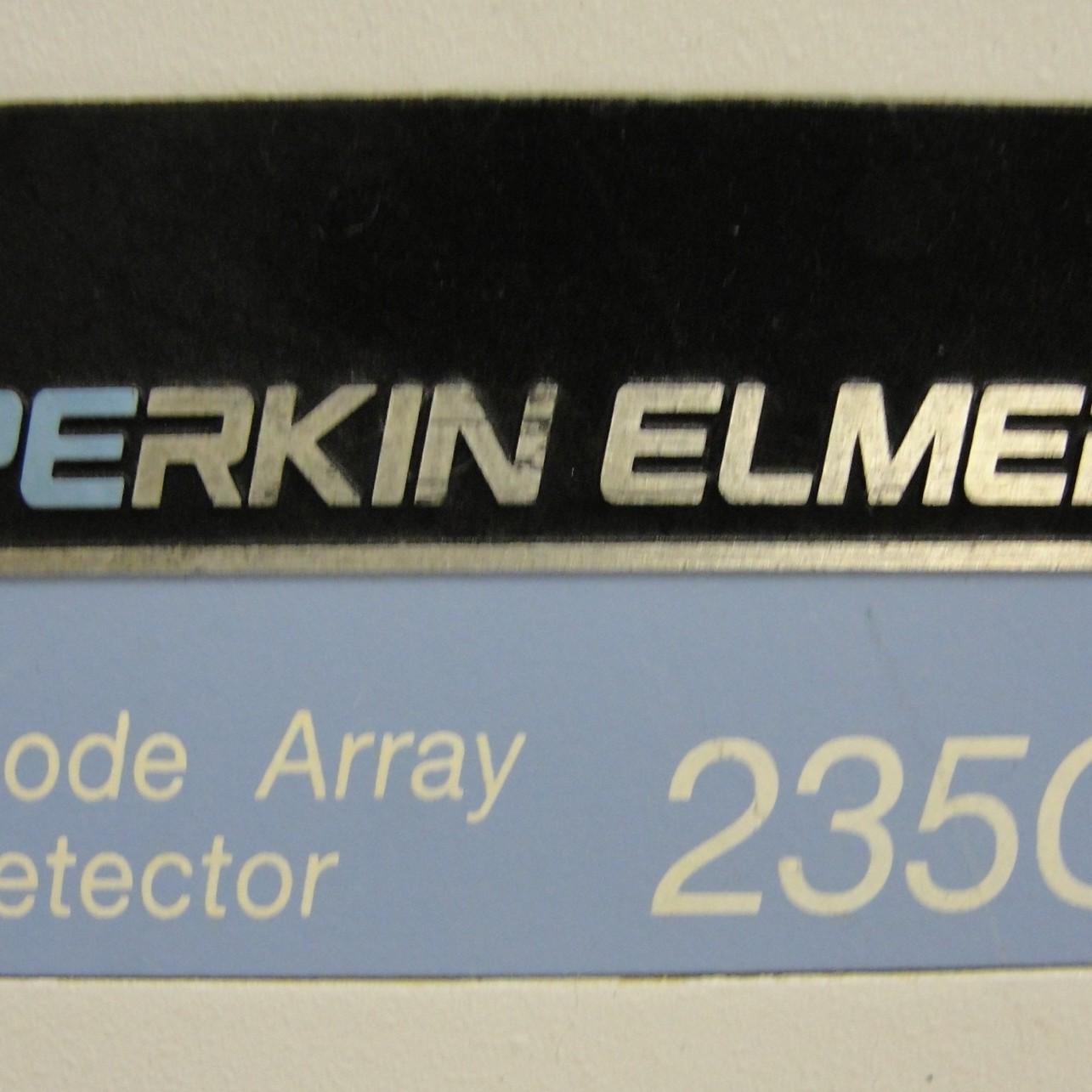 Perkin Elmer LC 235C Diode Array Dectector Image
