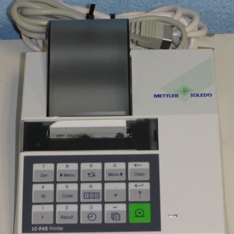 Mettler Toledo LC-P45 Printer Image