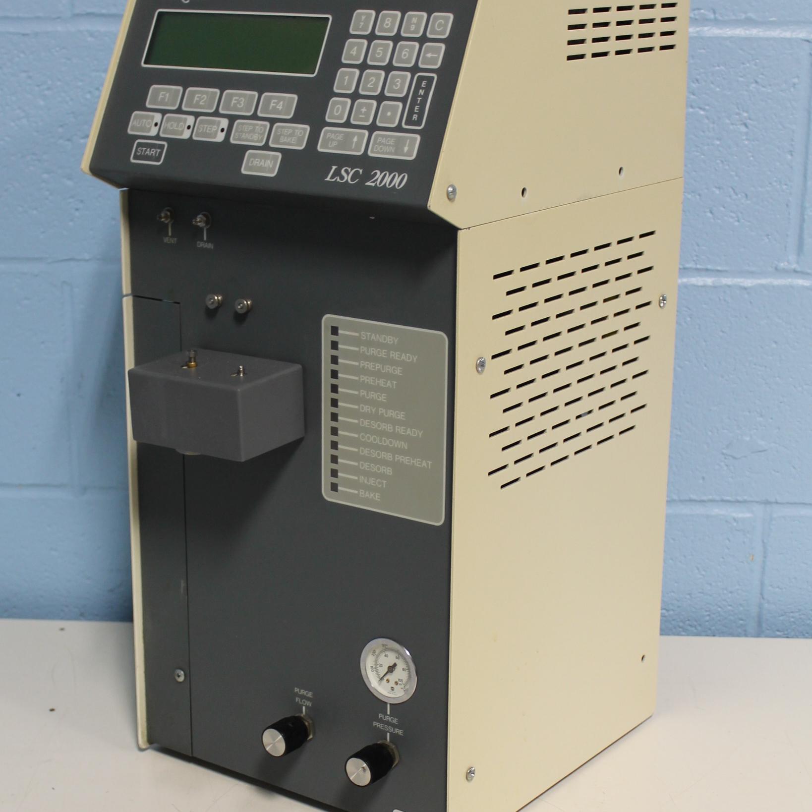 Tekmar LSC 2000 Concentrator Image