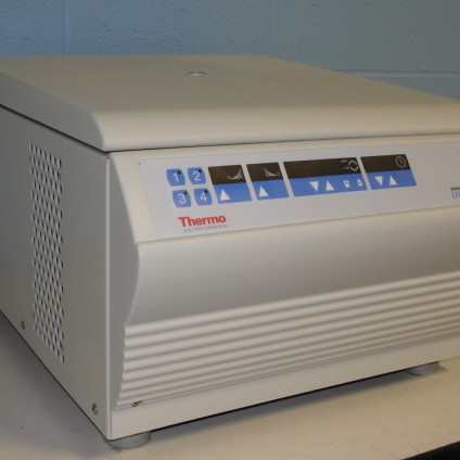 Thermo / Sorvall Legend Mach 1.6 with EASYset Soft Touch Keypad Image