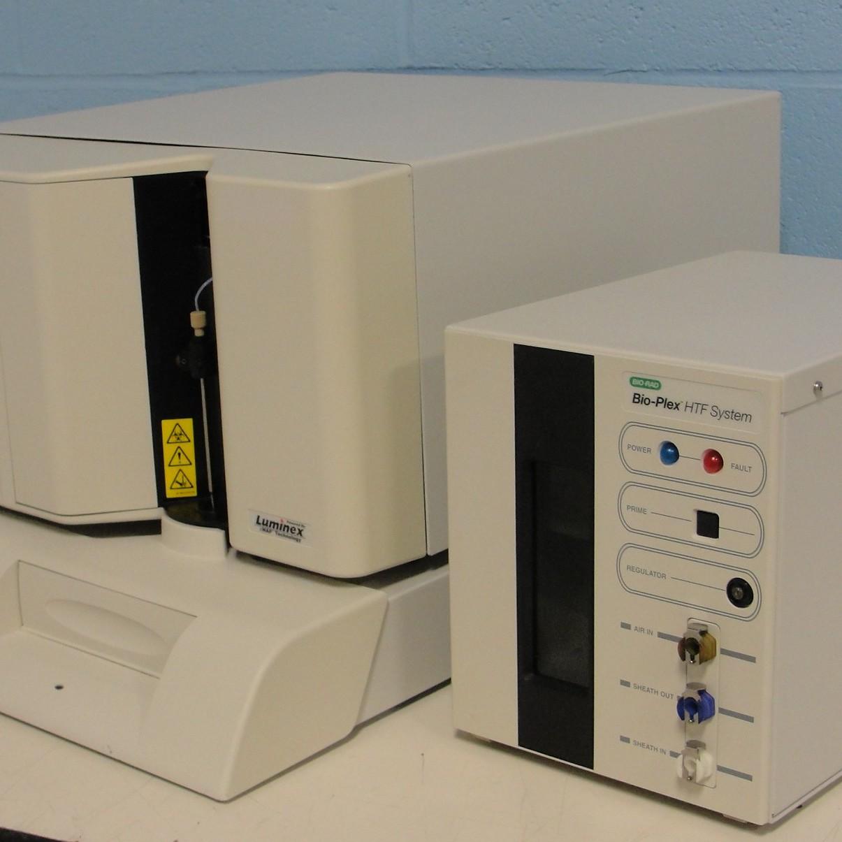 Bio-Rad Luminex 100 Bio-Plex Liquid Array Multiplexing System Image
