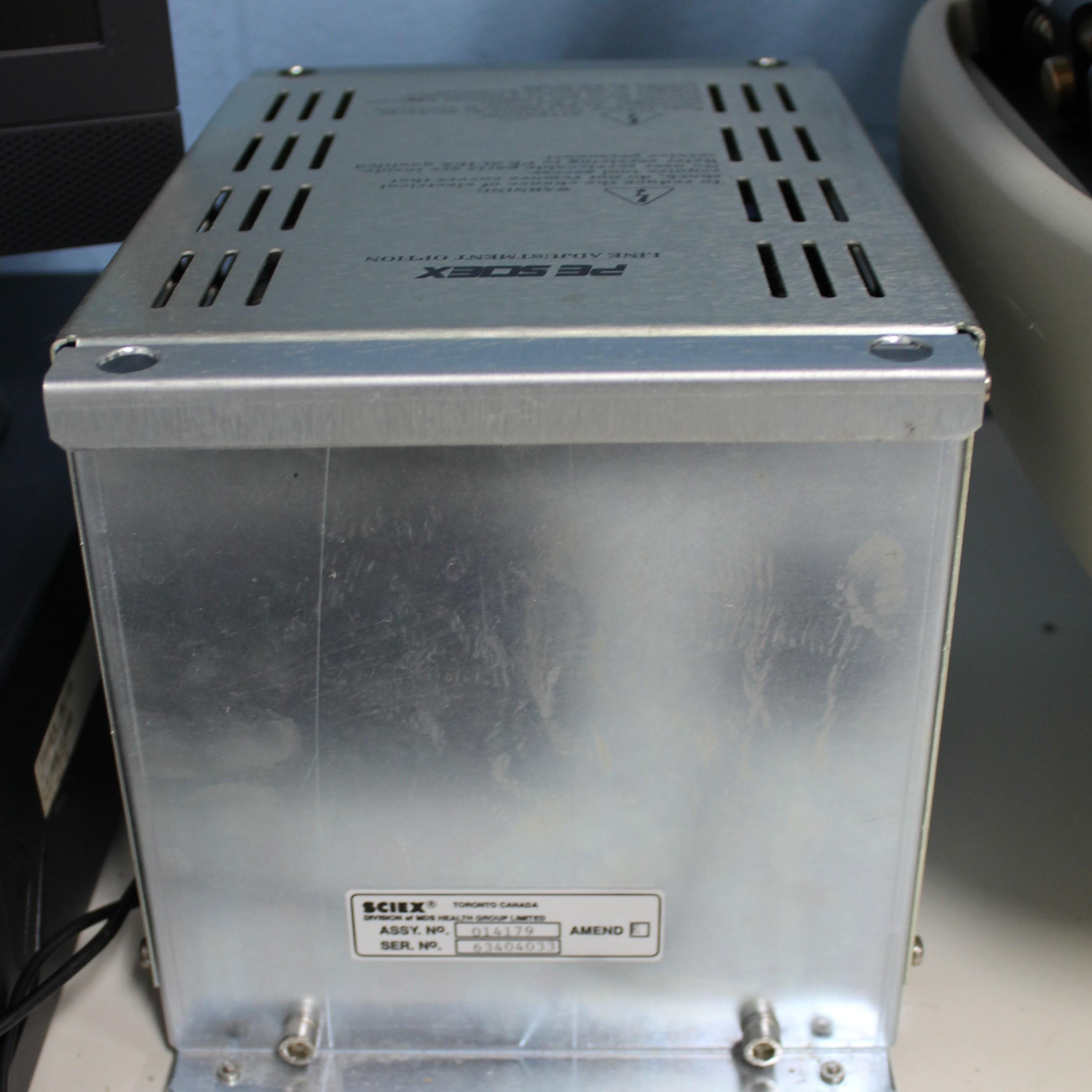 ABI MDS Sciex QTrap (027170) LC/MS/MS  System Image