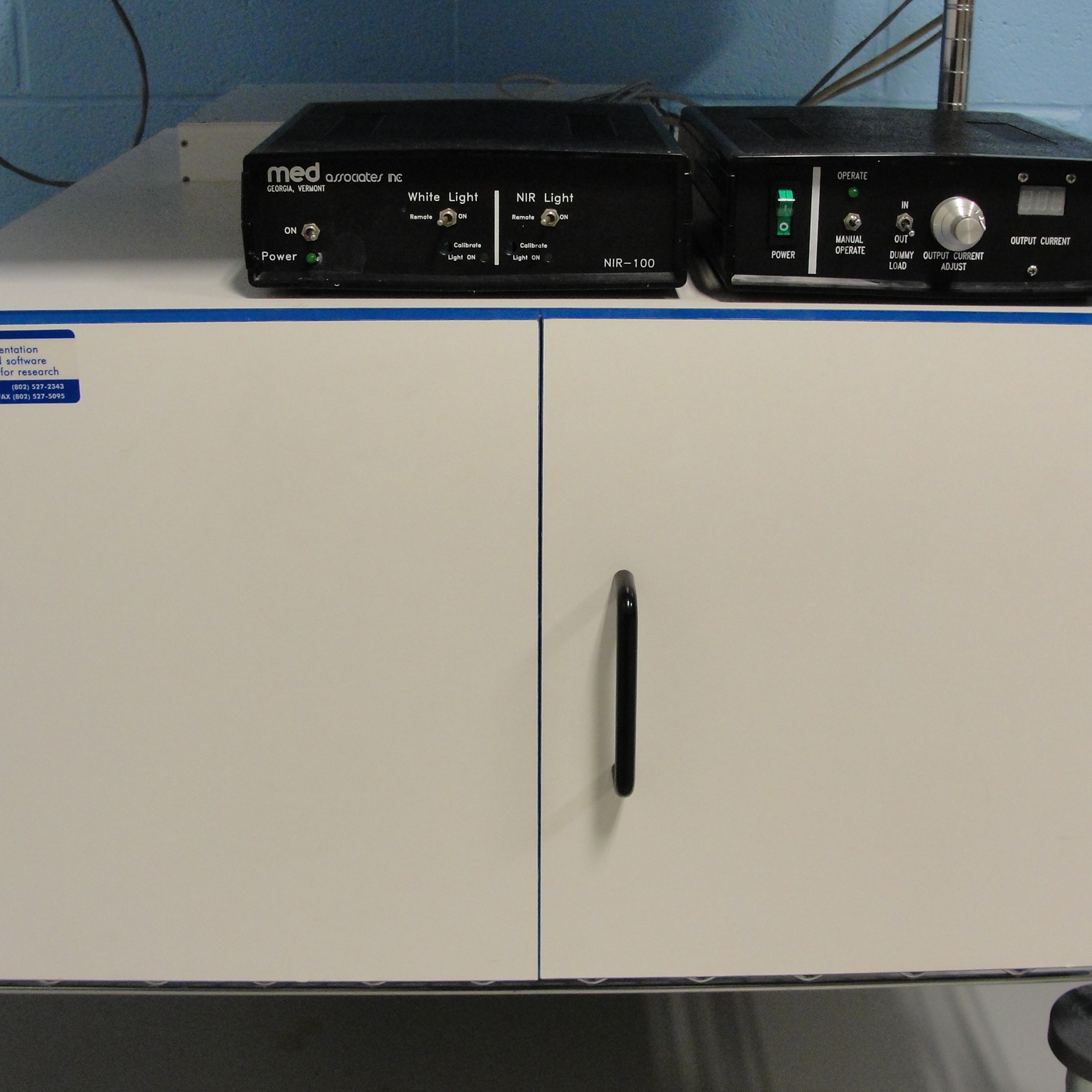 Refurbished Med Associates Mouse Fear Conditioning System