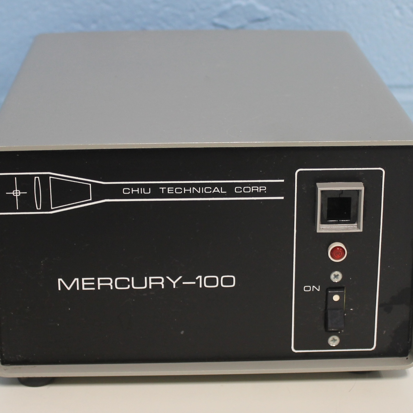 MERCURY-100 Power Supply Name