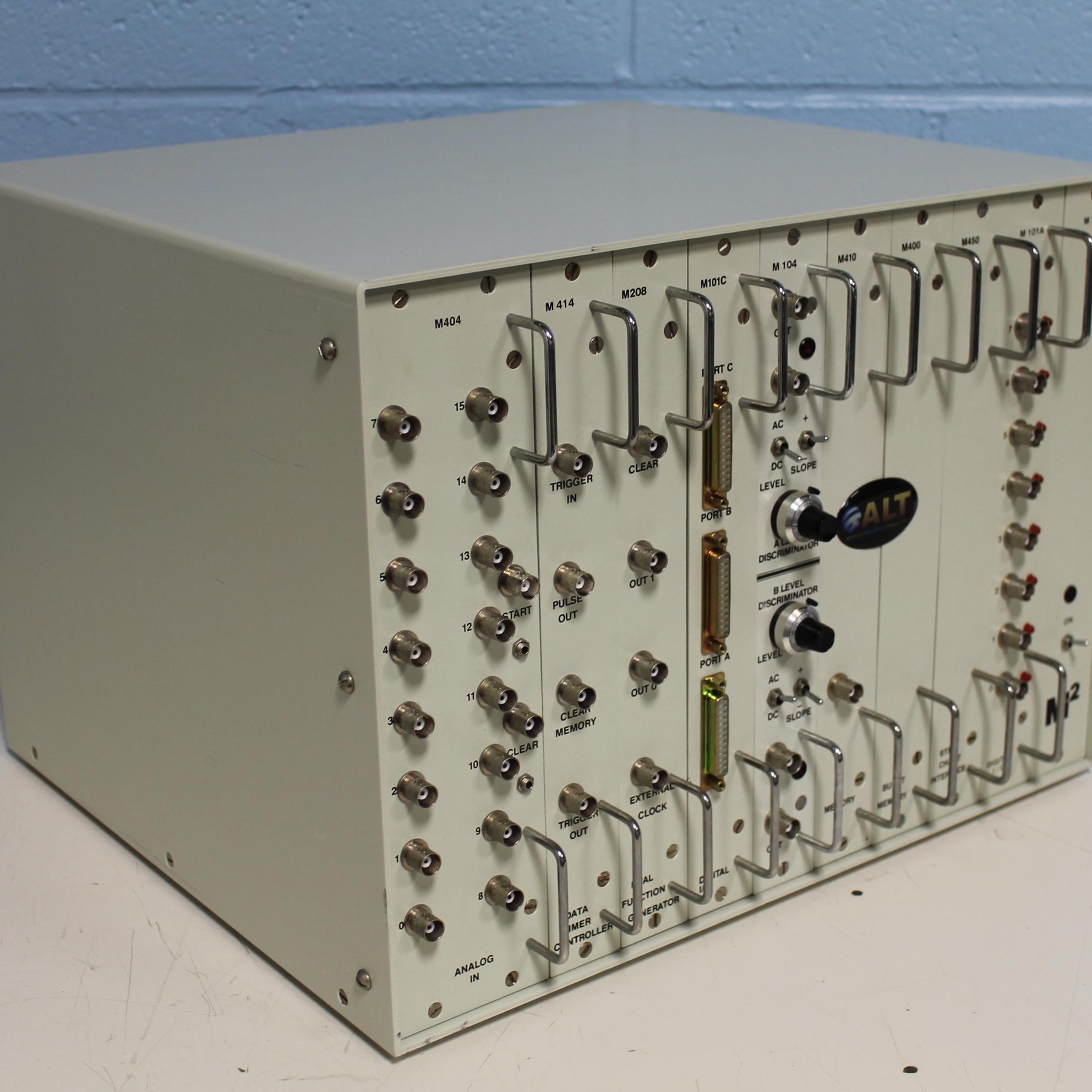 Modular Instruments Inc. MI2 Micro5000 Rack Image