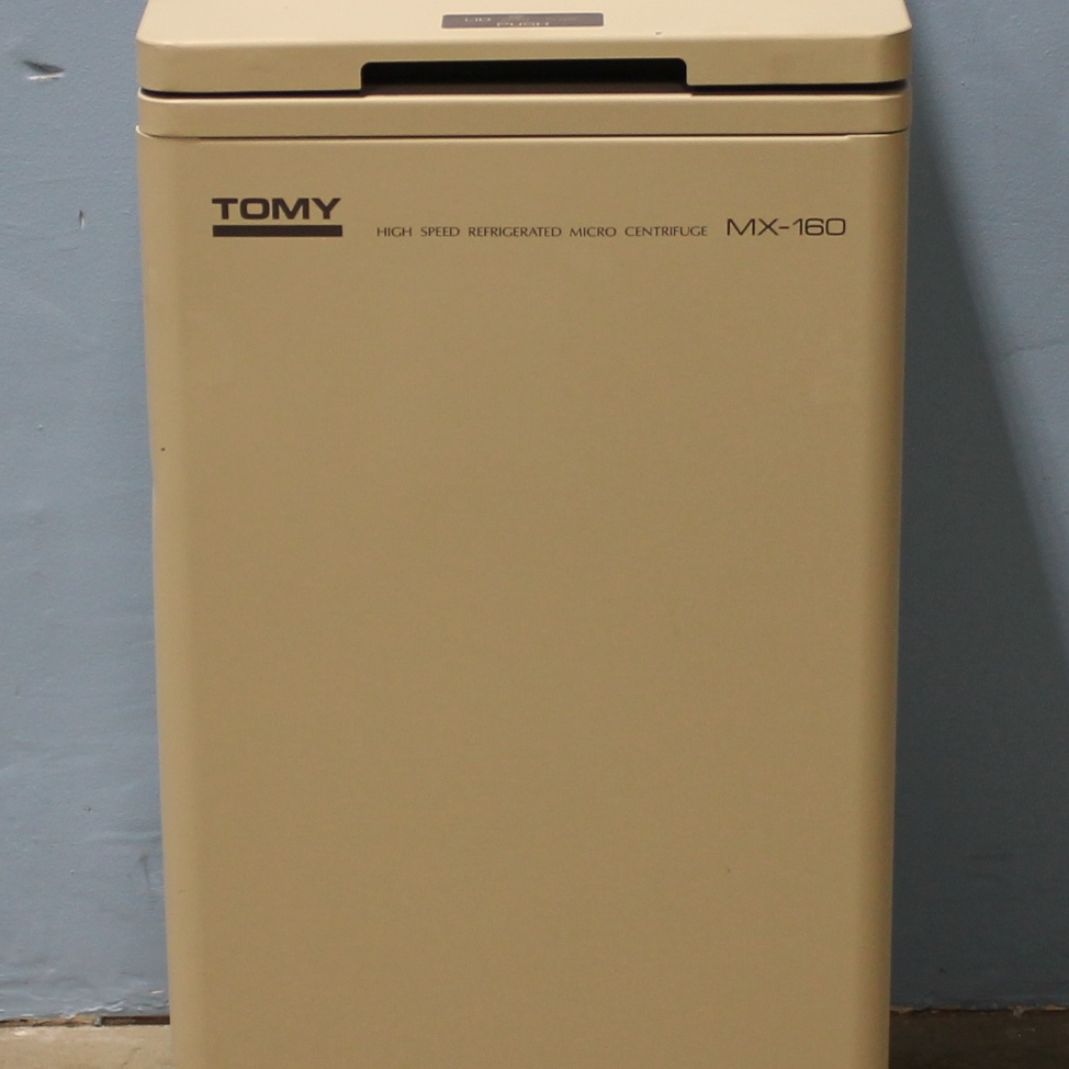 Tomy MX-160 High Speed Refrigerated Micro Centrifuge Image