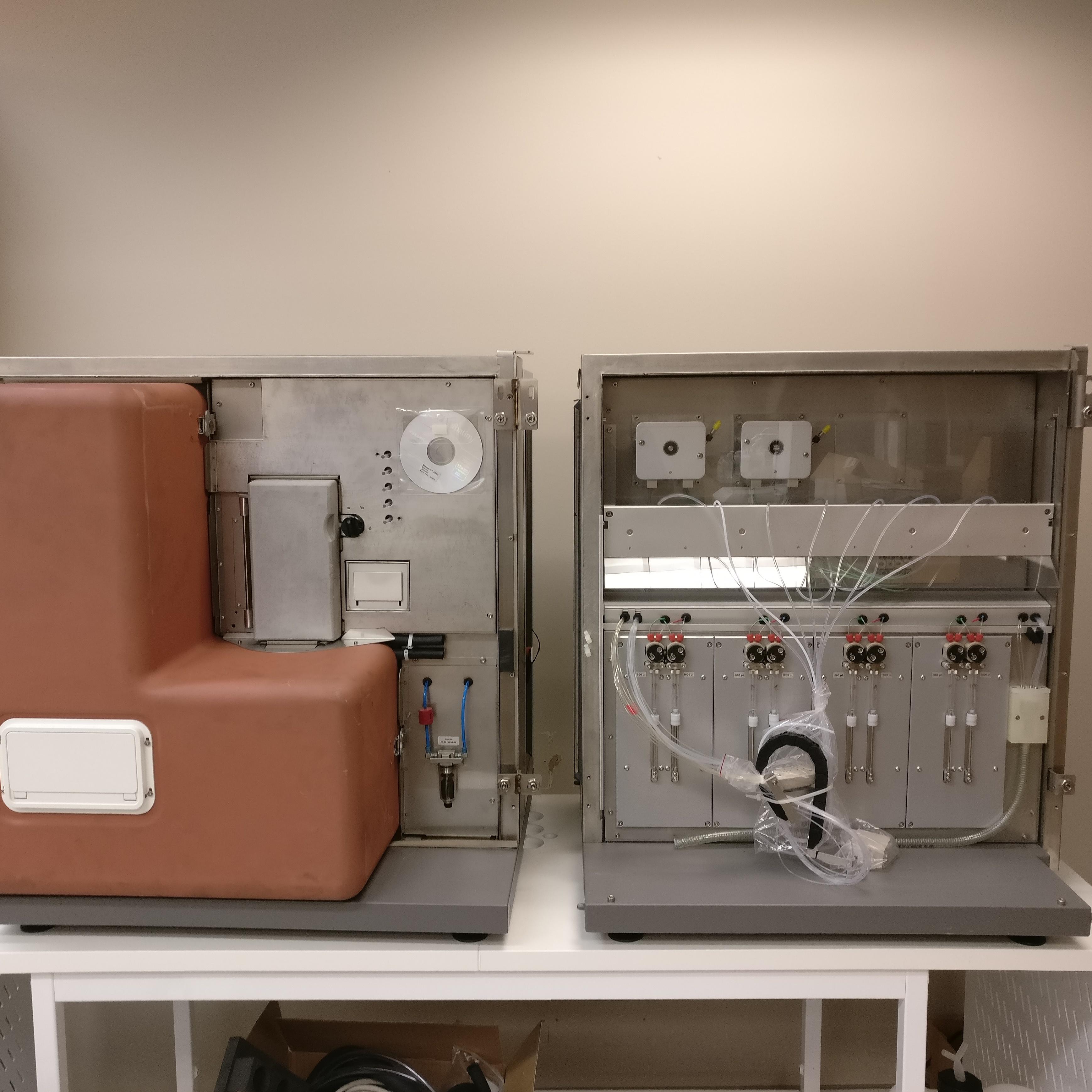 GE Healthcare Life Sciences Biacore 4000 Image