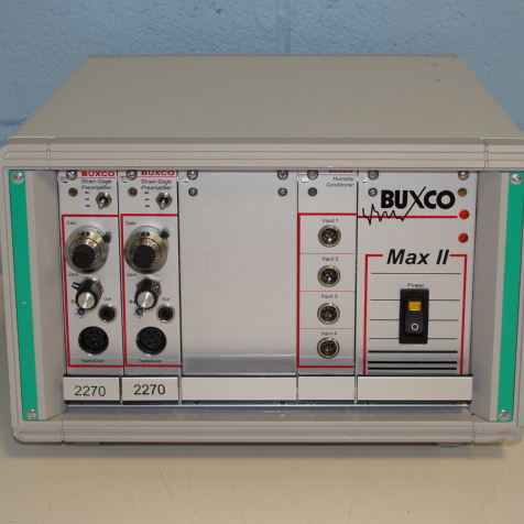 Max II Strain-Gage Preamplifier Name