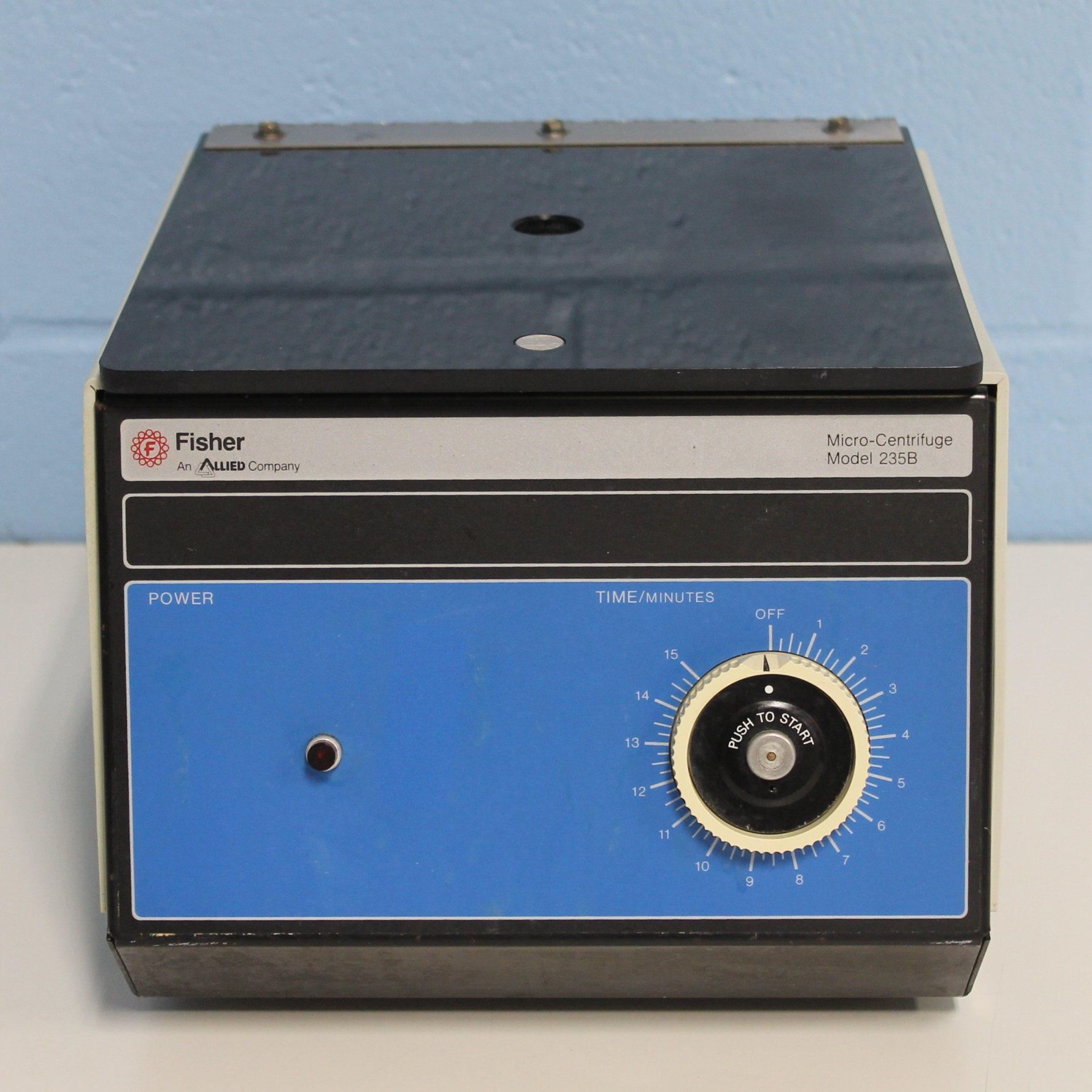 Allied Fisher Micro-Centrifuge Model 235B Image
