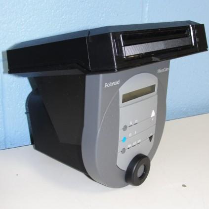 Polaroid Microcam Microscope Camera Image