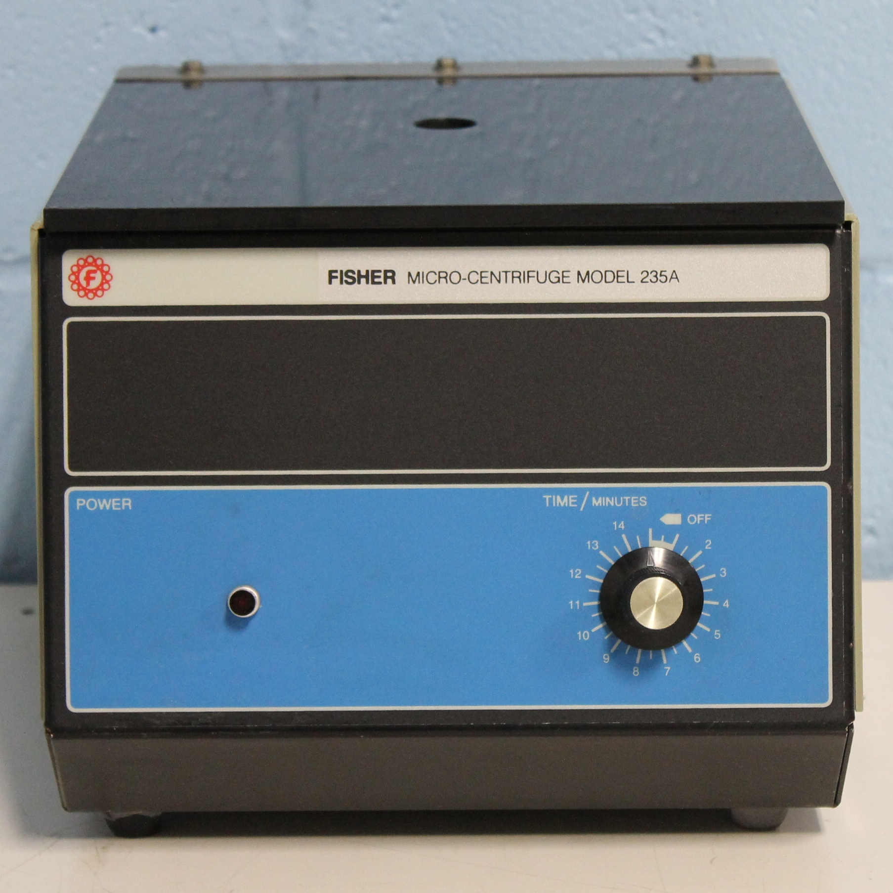 Fisher Scientific Microcentrifuge Model 235A with Rotor Image