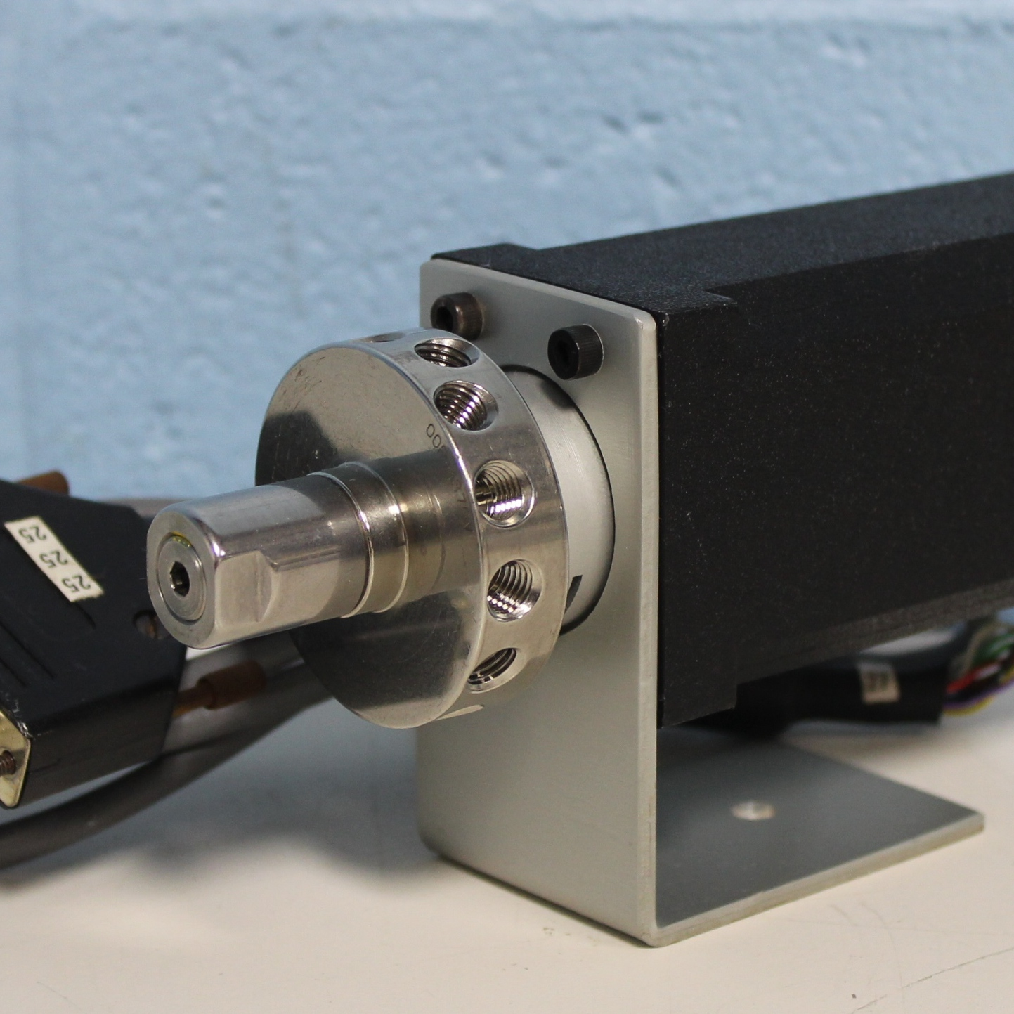 VICI Microelectric Valve Actuator Image