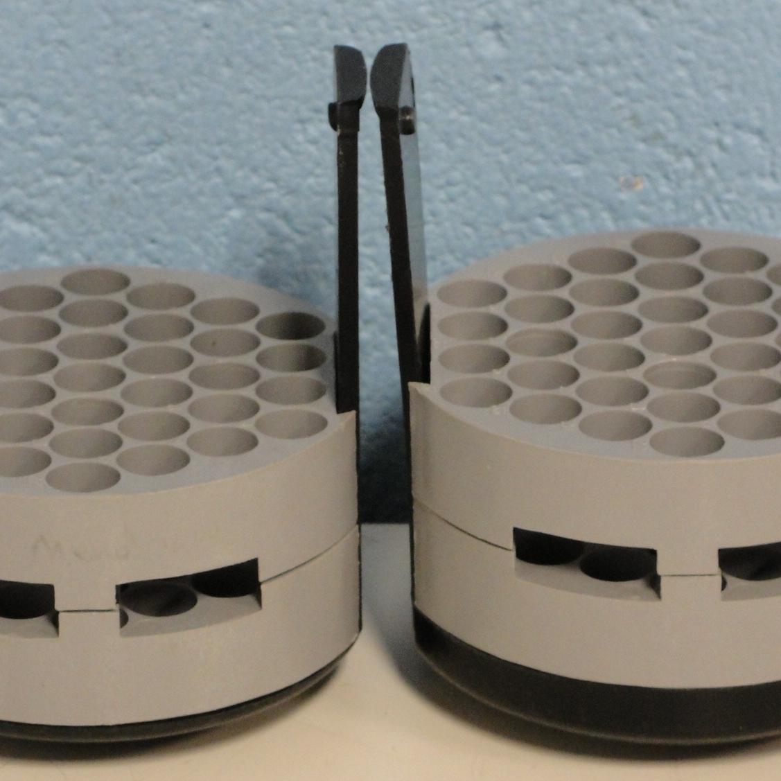 Jouan Tube Slot Bucket Adapters 37 x 5 mL Image