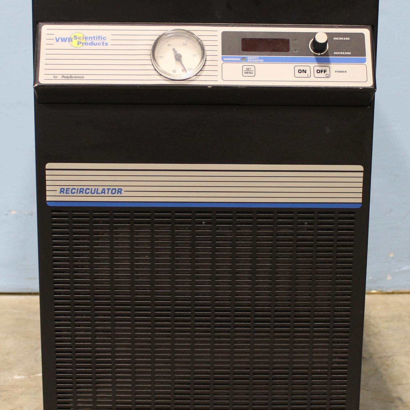 VWR Model 1171P Recirculating Chiller Image