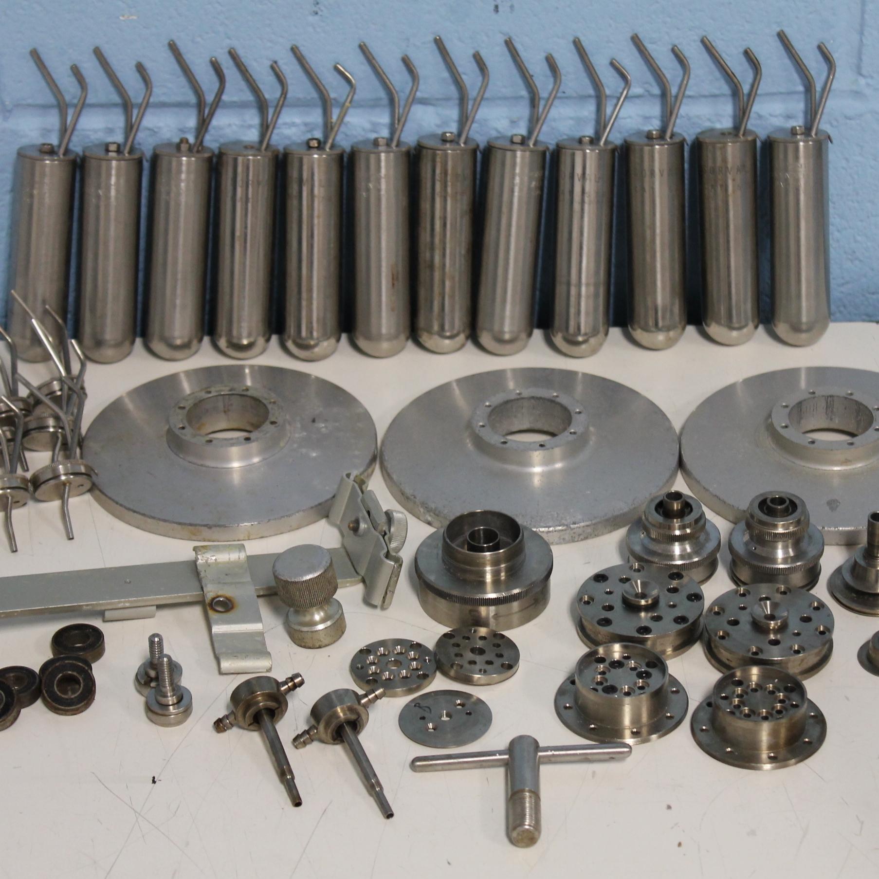 Model 579 Stainless Steel Centrifuge Sample Tubes Name
