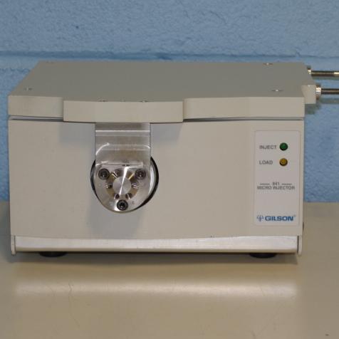 Gilson 841 Micro Injector Image