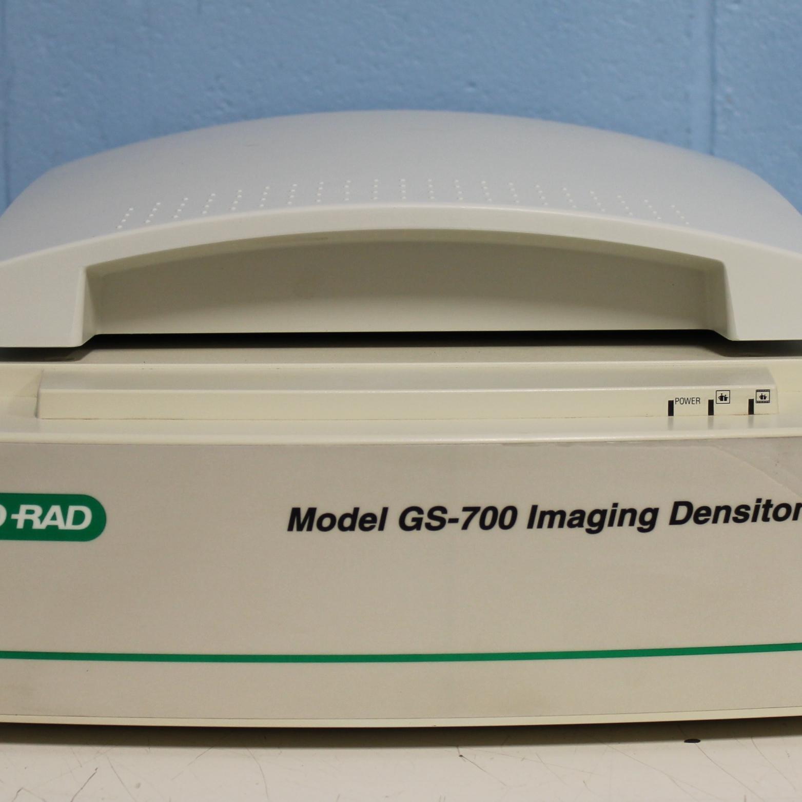 Model GS-700 Imaging Densitometer