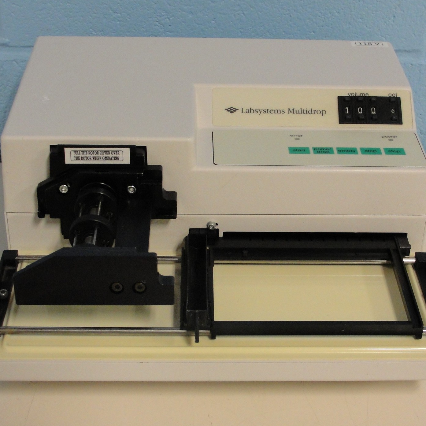 Thermo Labsystems Multidrop 384 Dispensing System Model 831 Image