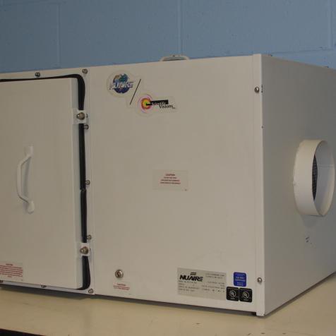 NU-819-002 (Series 3) Bag In/Bag Out Blower Module