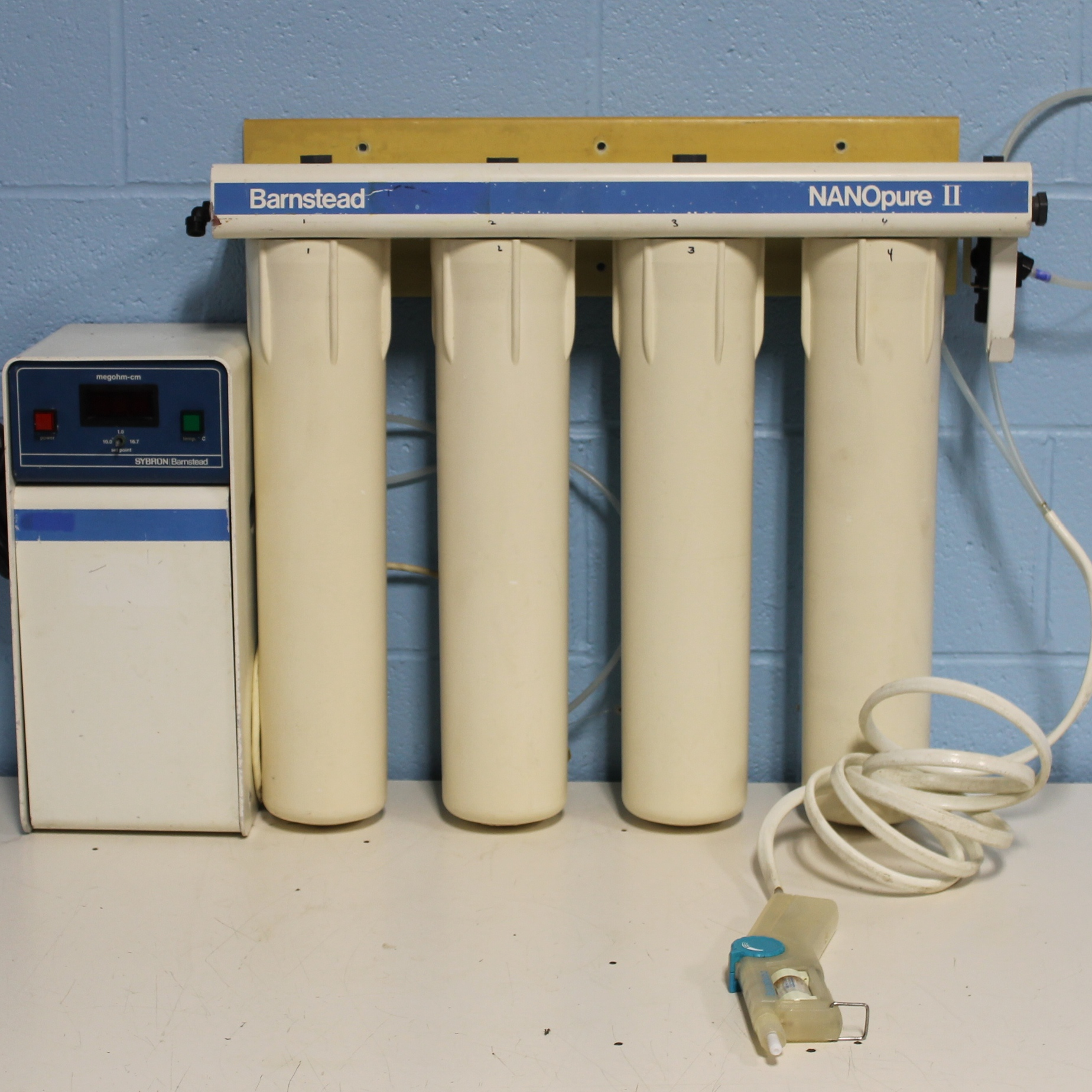 Millipore Nanopure Water System Refurbished Barnstead