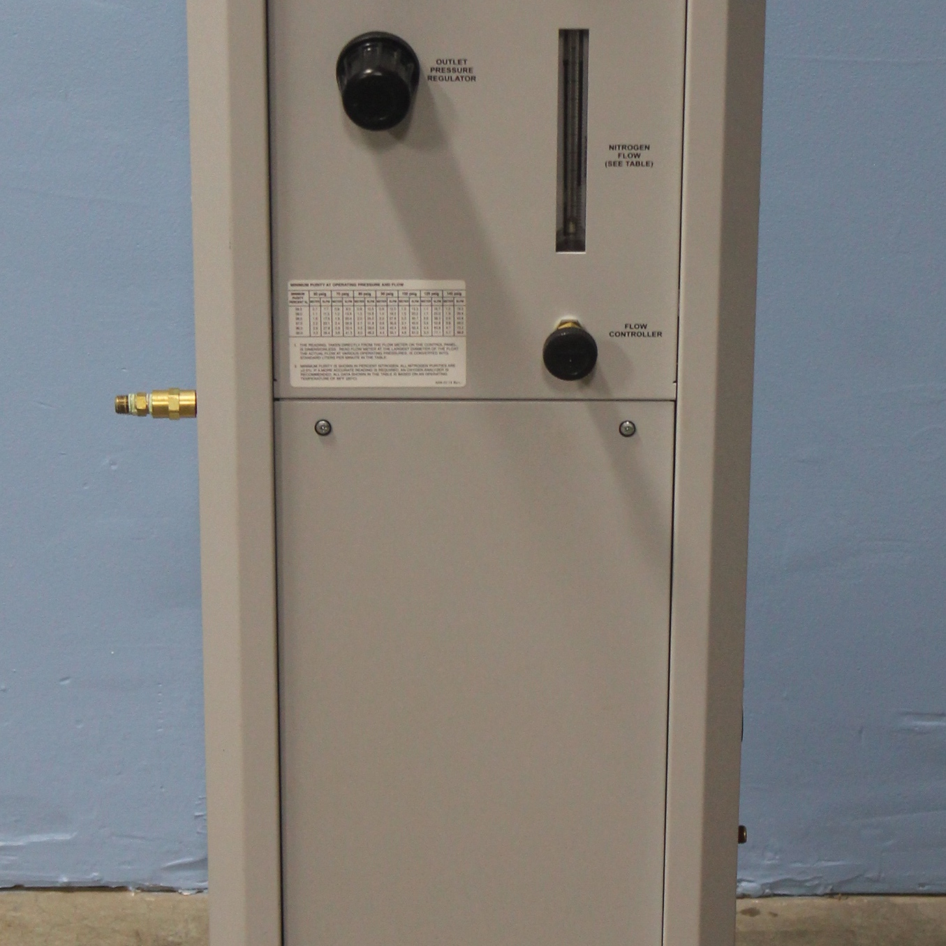 Parker Balston Nitrogen Generator N2-22 Image
