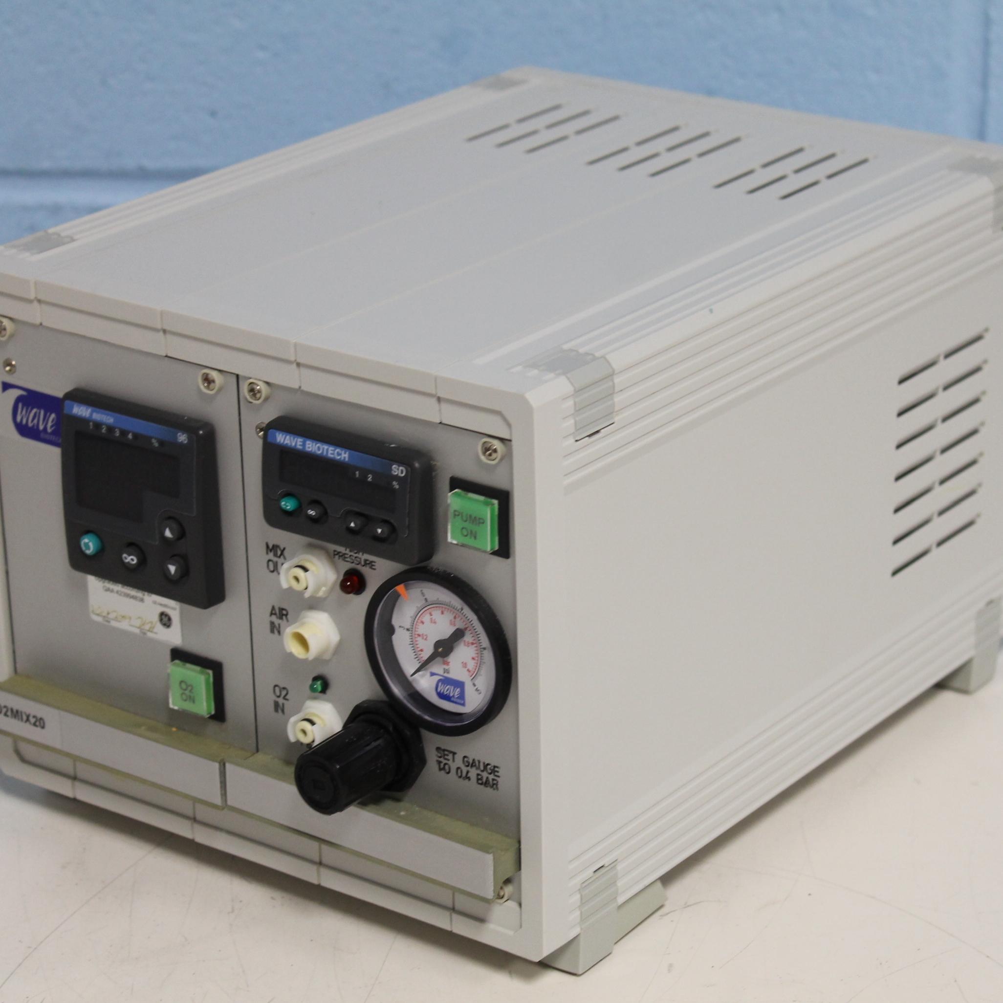 Wave Biotech O2MIX20 O2/air Mixture Controller Image