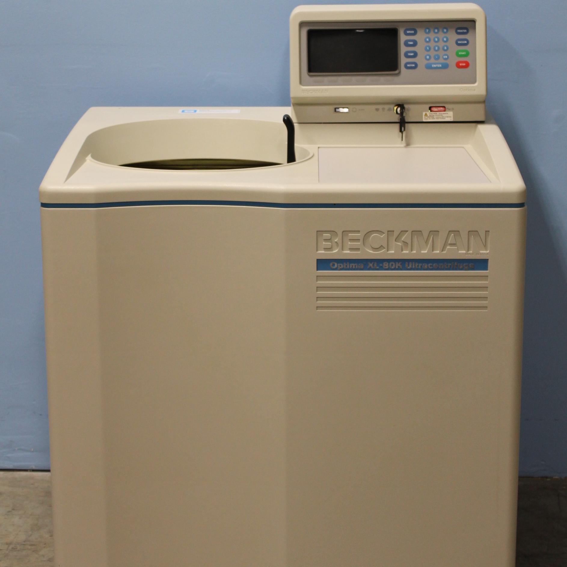 Beckman Optima XL-80K Ultra Centrifuge Image