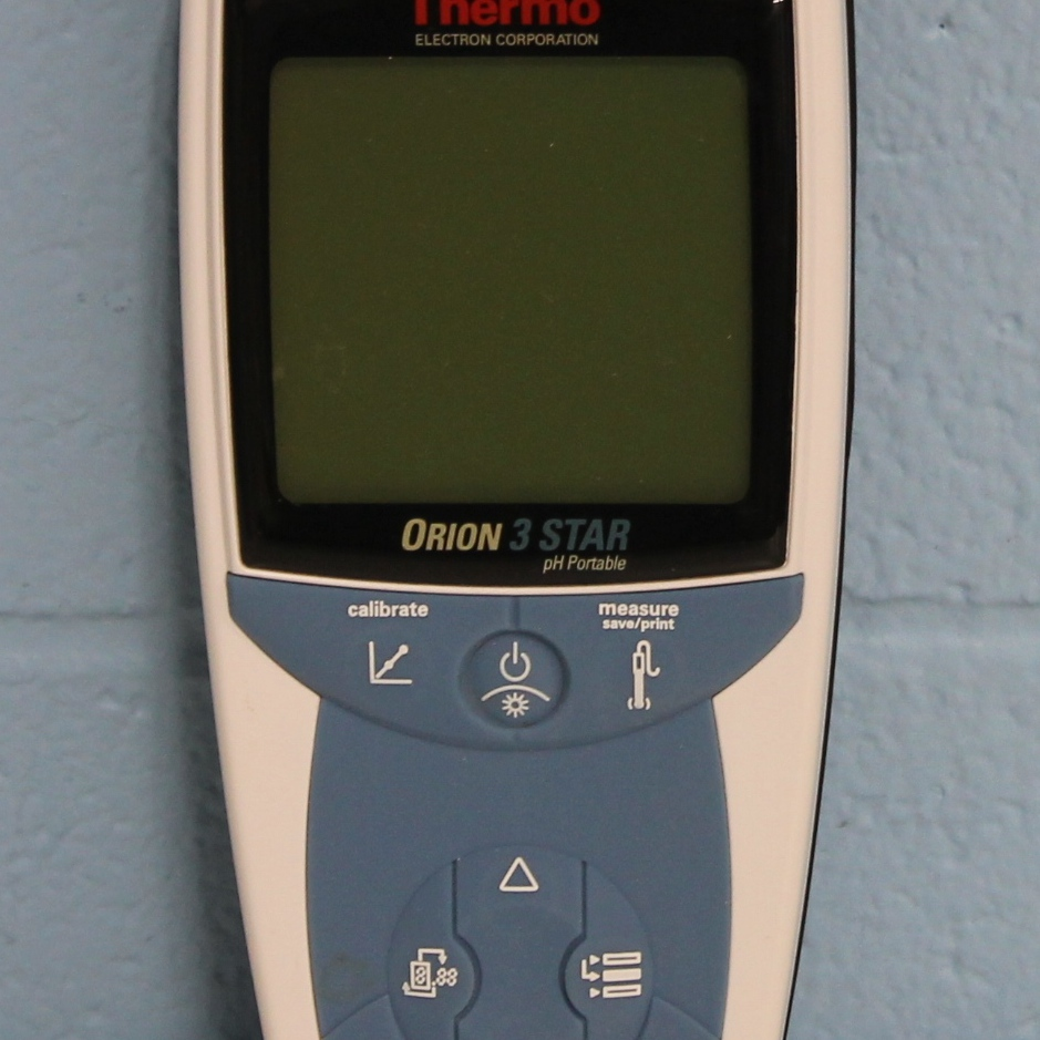 Thermo Scientific Orion 3-star Portable pH Meter Image